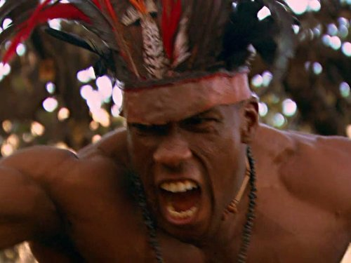 Aztec Jaguar vs. Zande Warrior