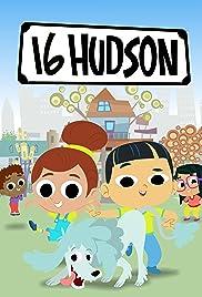 16 Hudson Poster