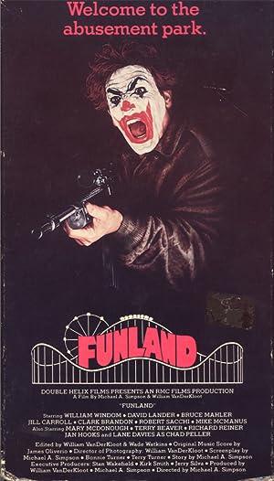 Where to stream Funland