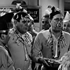 Herbie Faye, Maurice Gosfield, Jack Healy, Jimmy Little, and Joe E. Ross in The Phil Silvers Show (1955)