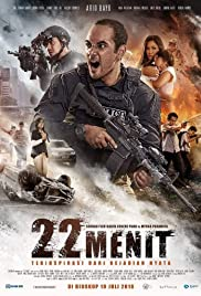 22 Menit Poster