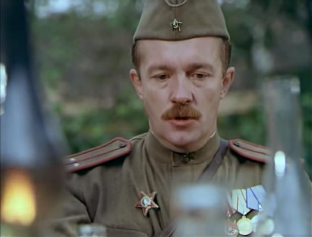 Vladimir Gaitan in Noi, cei din linia întîi (1985)