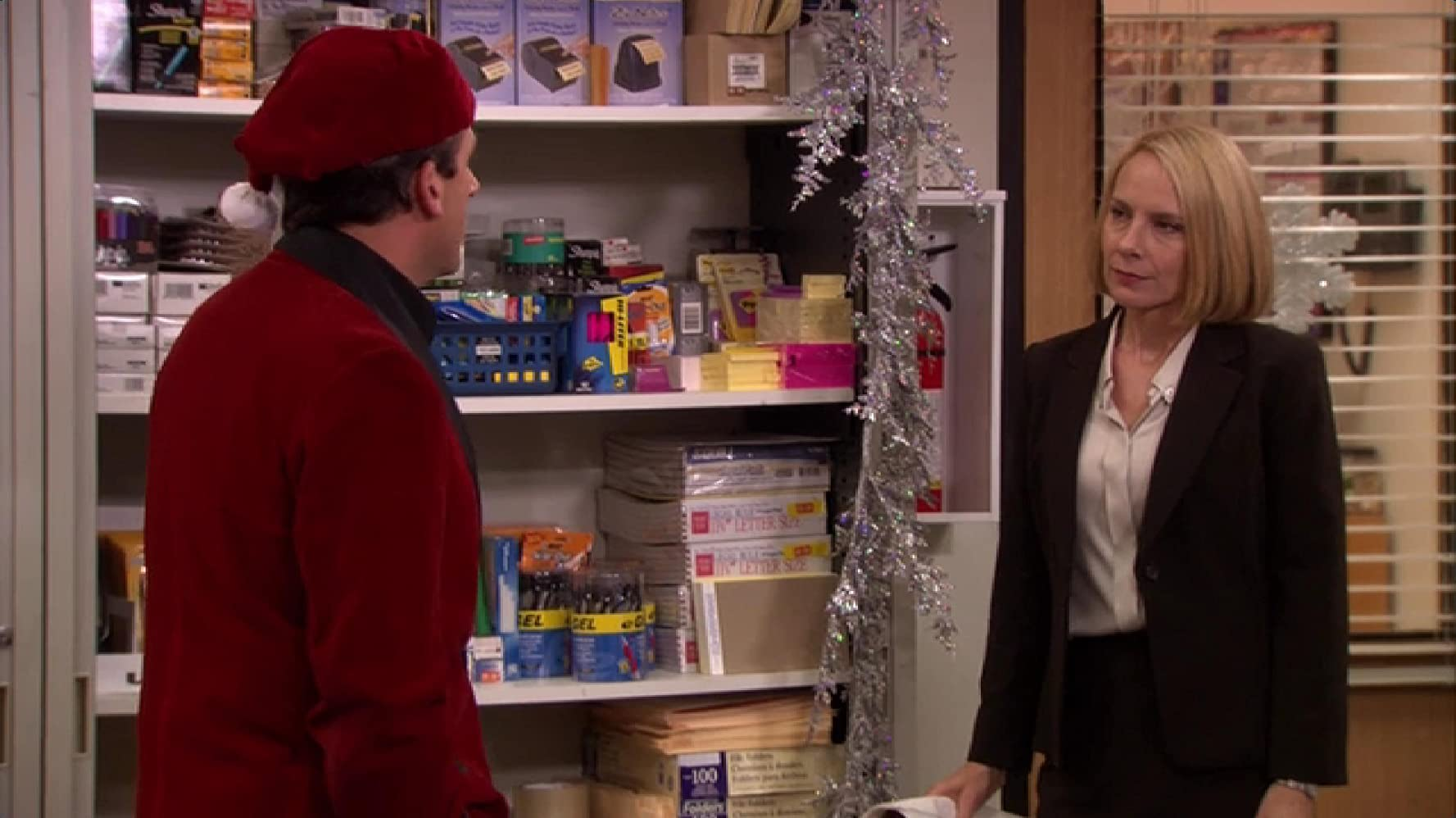 classy christmas 2010 - The Office Classy Christmas