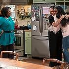 Loretta Devine, Kenya Moore, and Tia Mowry-Hardrict in Family Reunion (2019)