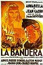 La bandera (1935) Poster