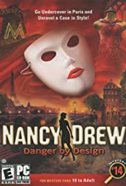 Nancy Drew: Danger by Design Poster