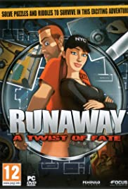 Runaway, a Twist of Fate Poster