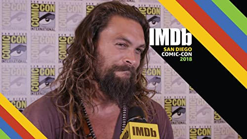 'Aquaman' Cast Gives a Tour of Atlantis