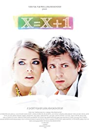x=x+1 Poster