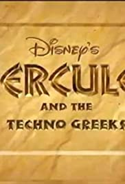 Hercules and the Techno Greeks Poster