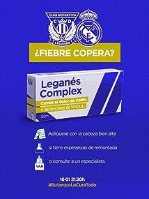 COPA DEL REY last 16 2nd leg CD Leganés vs Real Madrid (2019)