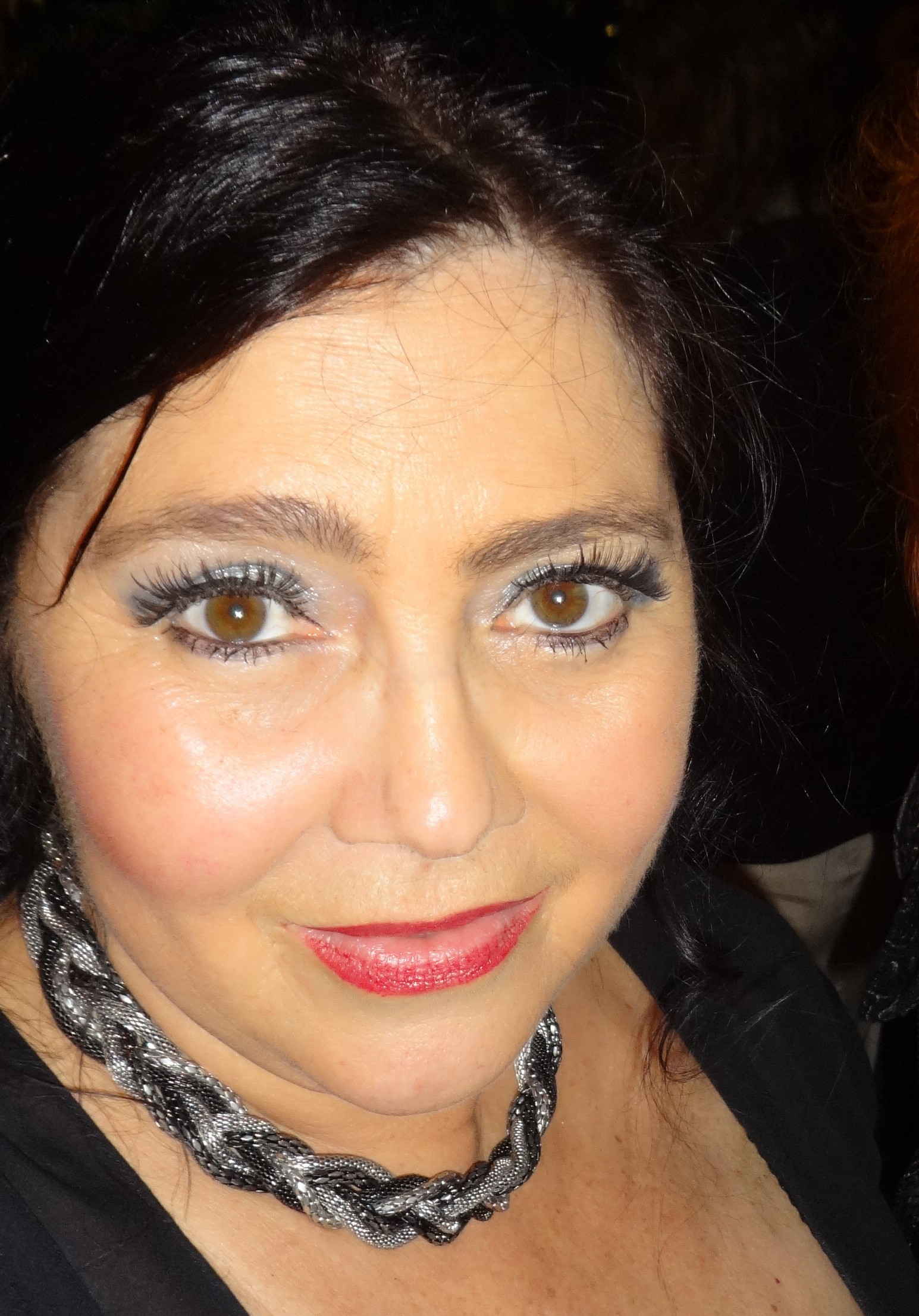 Cecilia Pillado at the event of the German Film Awards 2016.