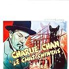Luke Chan, John Davidson, Benson Fong, Mantan Moreland, and Sidney Toler in Charlie Chan in The Chinese Cat (1944)