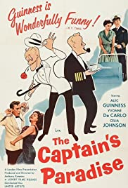 The Captain's Paradise (1953) Poster - Movie Forum, Cast, Reviews