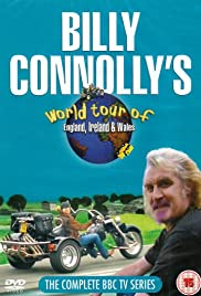 Billy Connolly's World Tour of Ireland, Wales and England Poster - TV Show Forum, Cast, Reviews