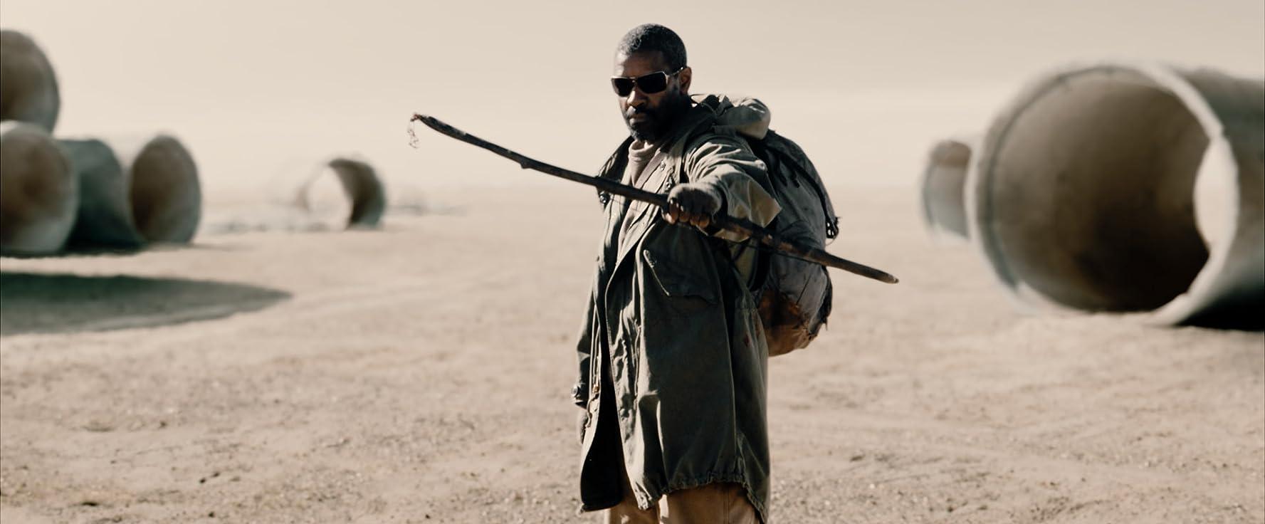 Denzel Washington in The Book of Eli (2010)