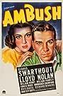 Ambush (1939) Poster
