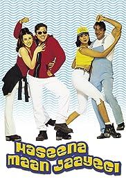 Haseena Maan Jaayegi Poster