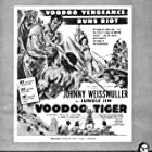 Jean Dean and Johnny Weissmuller in Voodoo Tiger (1952)