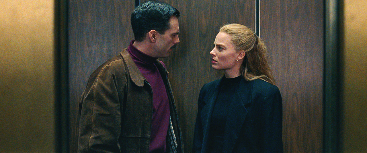 Sebastian Stan and Margot Robbie in I, Tonya (2017)
