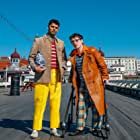 Antonio Aakeel and Jack Carroll in Eaten by Lions.