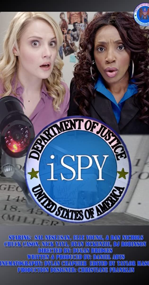 iSpy (2016) - IMDb