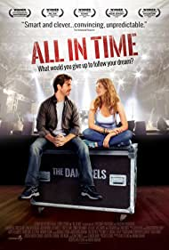Sean Modica and Vanessa Ray in All in Time (2015)