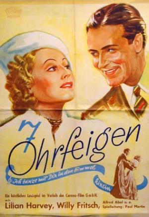 Sieben Ohrfeigen (1937) • 11. August 2021 1930-1939