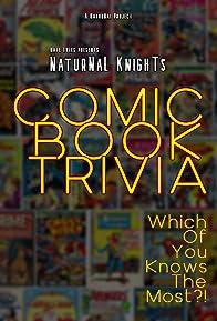 Primary photo for Comic Book Trivia