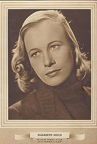 Elisabeth Reich in Die fremde Frau (1939)