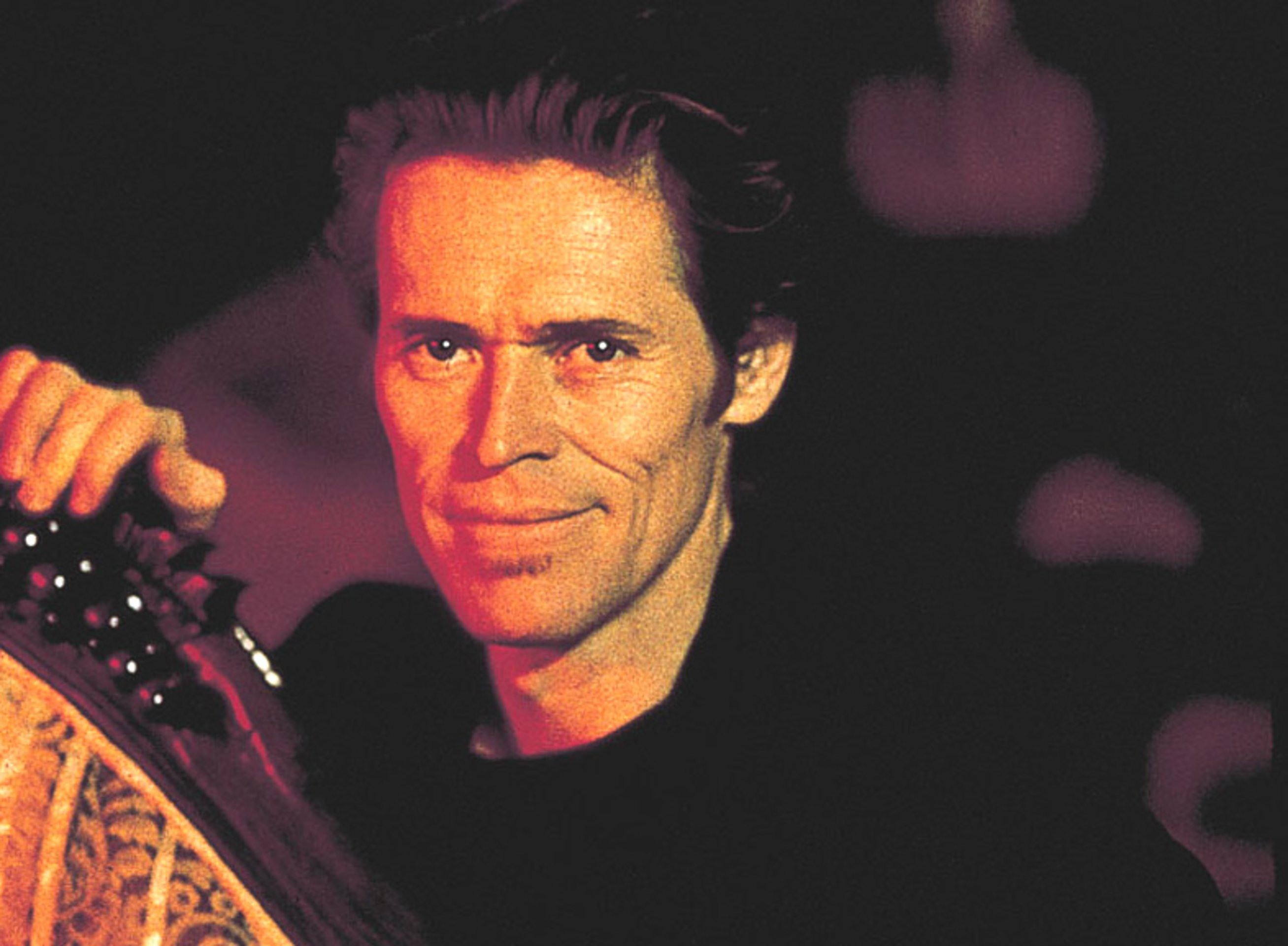 Willem Dafoe in New Rose Hotel (1998)