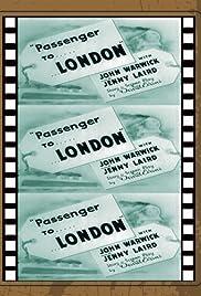 Passenger to London Poster