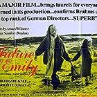 Brigitte Fossey and Camille Raymond in Flügel und Fesseln (1984)