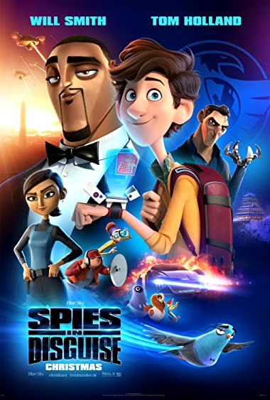 Spies in Disguise 2019 Full English Movie Download 720p BluRay