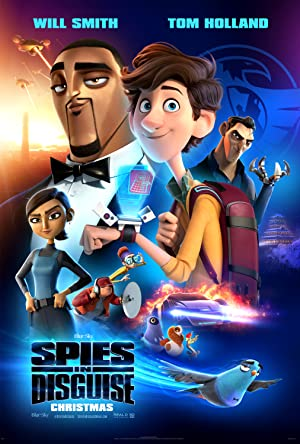 Free Download & streaming Spies in Disguise Movies BluRay 480p 720p 1080p Subtitle Indonesia