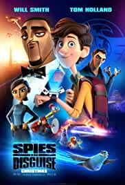 Spies in Disguise (2019) Hindi Dubbed