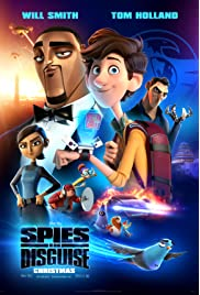 Spies in Disguise (2019) film en francais gratuit
