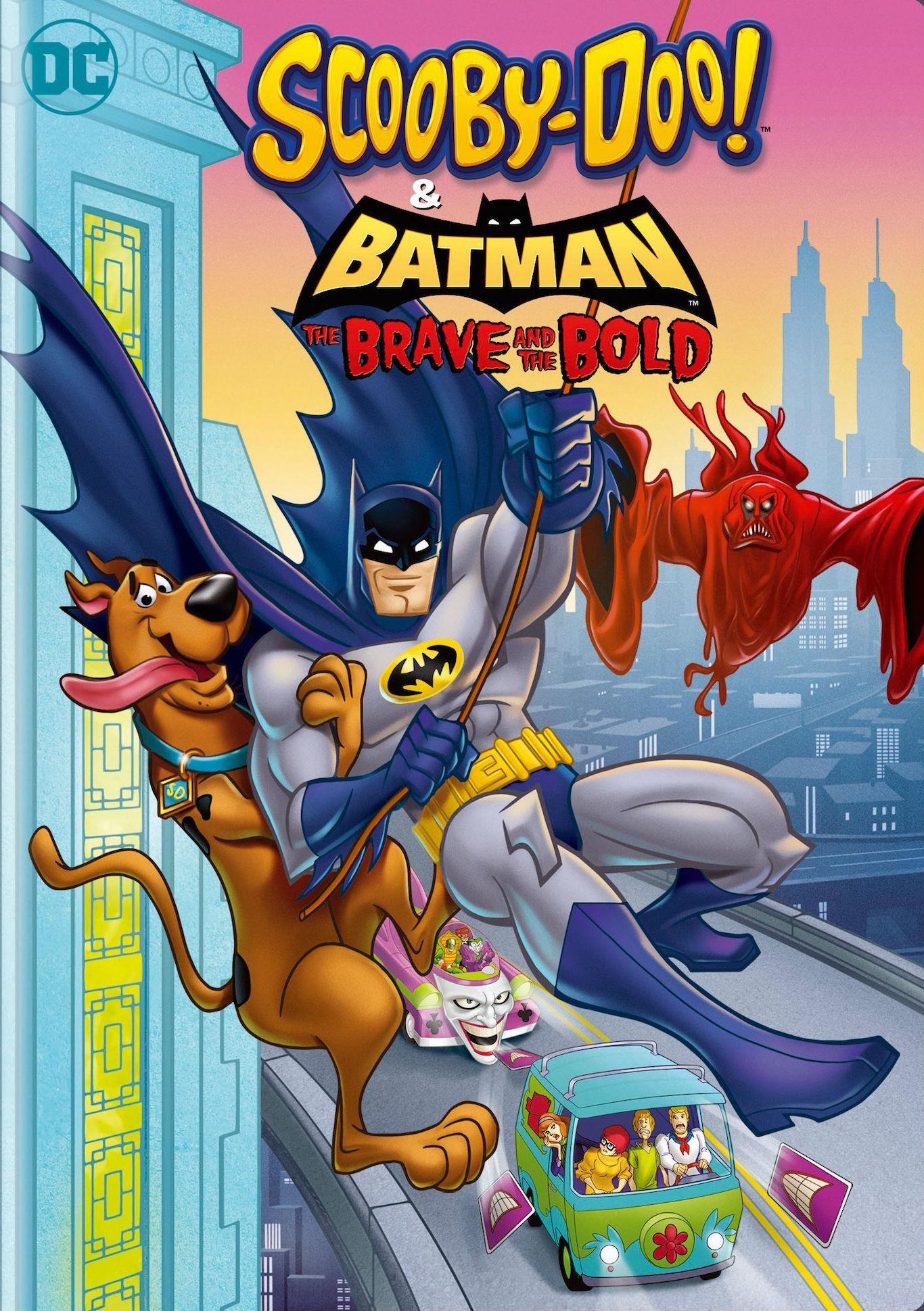 ดูหนังออนไลน์ Scooby-Doo & Batman: The Brave and the Bold (2018)