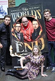 ME1 TV talks To... The World's End Cast Poster