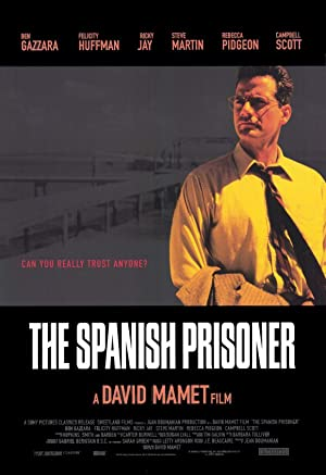 The Spanish Prisoner Poster Image