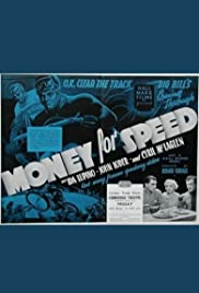 Money for Speed Poster