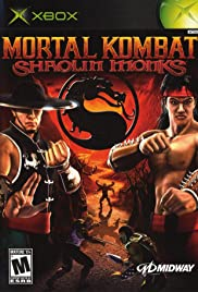 Mortal Kombat: Shaolin Monks(2005) Poster - Movie Forum, Cast, Reviews
