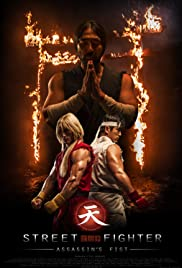 Street Fighter: Assassin's Fist Poster - TV Show Forum, Cast, Reviews