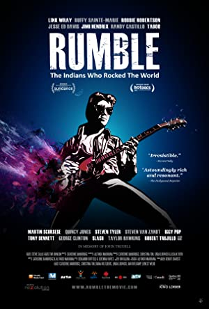 Where to stream Rumble: The Indians Who Rocked the World
