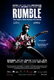 Watch Movie Rumble: The Indians Who Rocked The World (2017)
