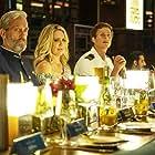 Hugh Laurie, Jessica St. Clair, and Adam Pålsson in Avenue 5 (2020)
