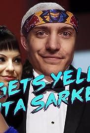 Ninja Gets Yelled at by Anita Sarkeesian Poster
