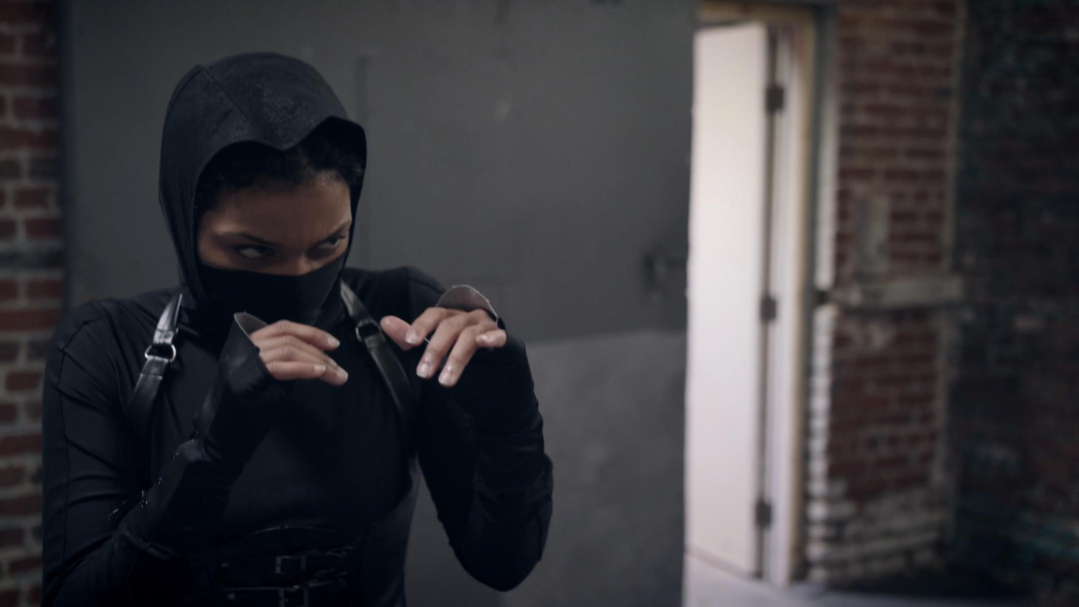 Helena-Alexis Seymour in Chronicles of Jessica Wu (2017)
