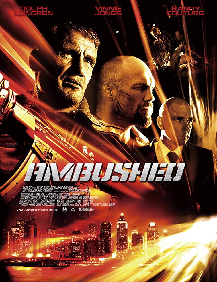 Ambushed (2013) Hindi Dubbed