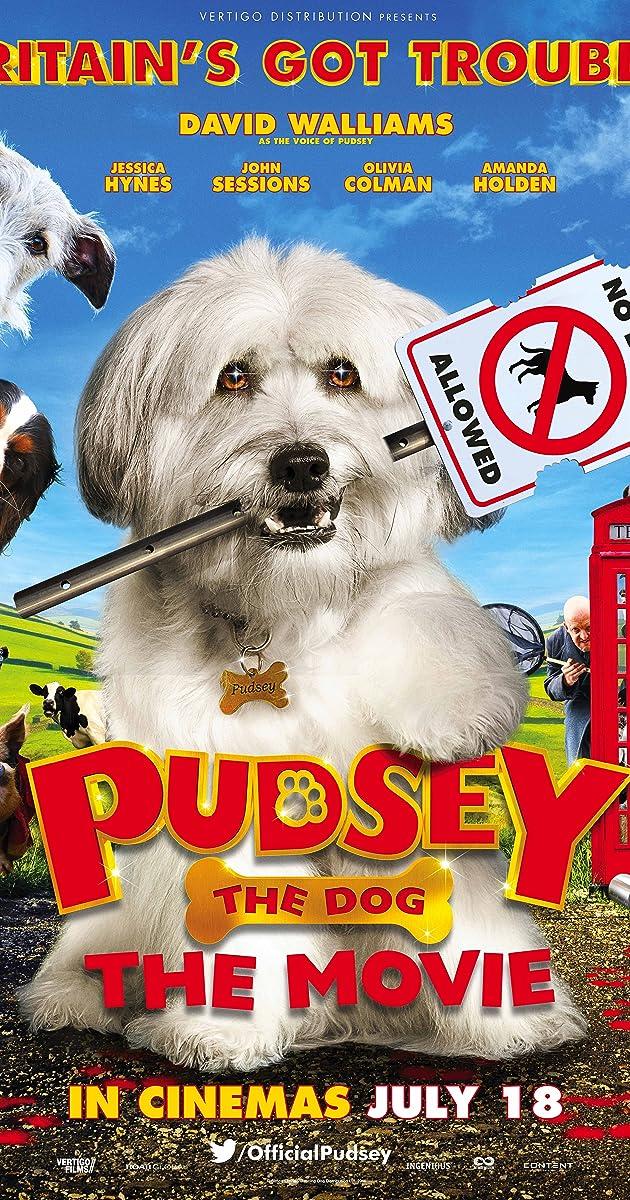Pudsey the Dog: The Movie (2014) - Pudsey the Dog: The Movie (2014